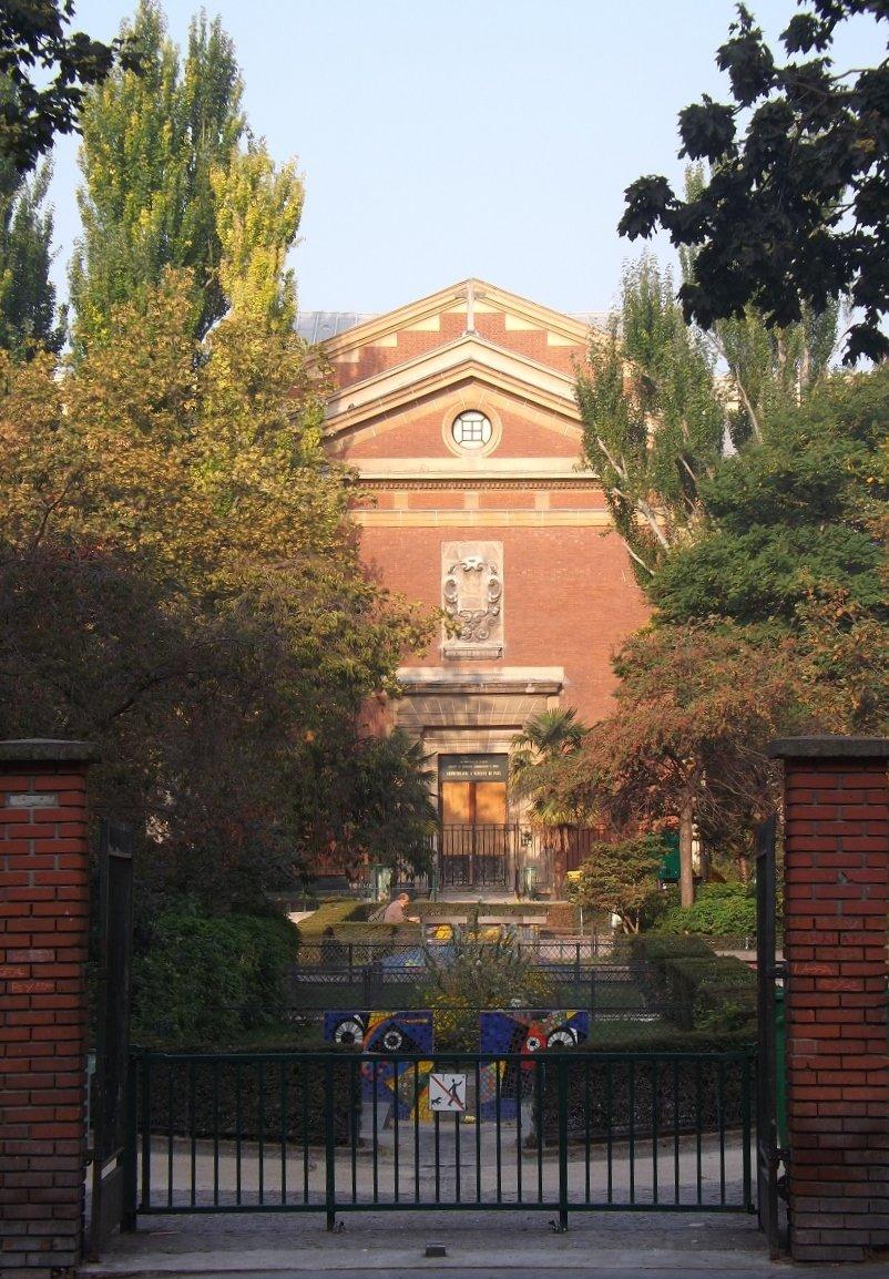 chapelle maison st lazare square