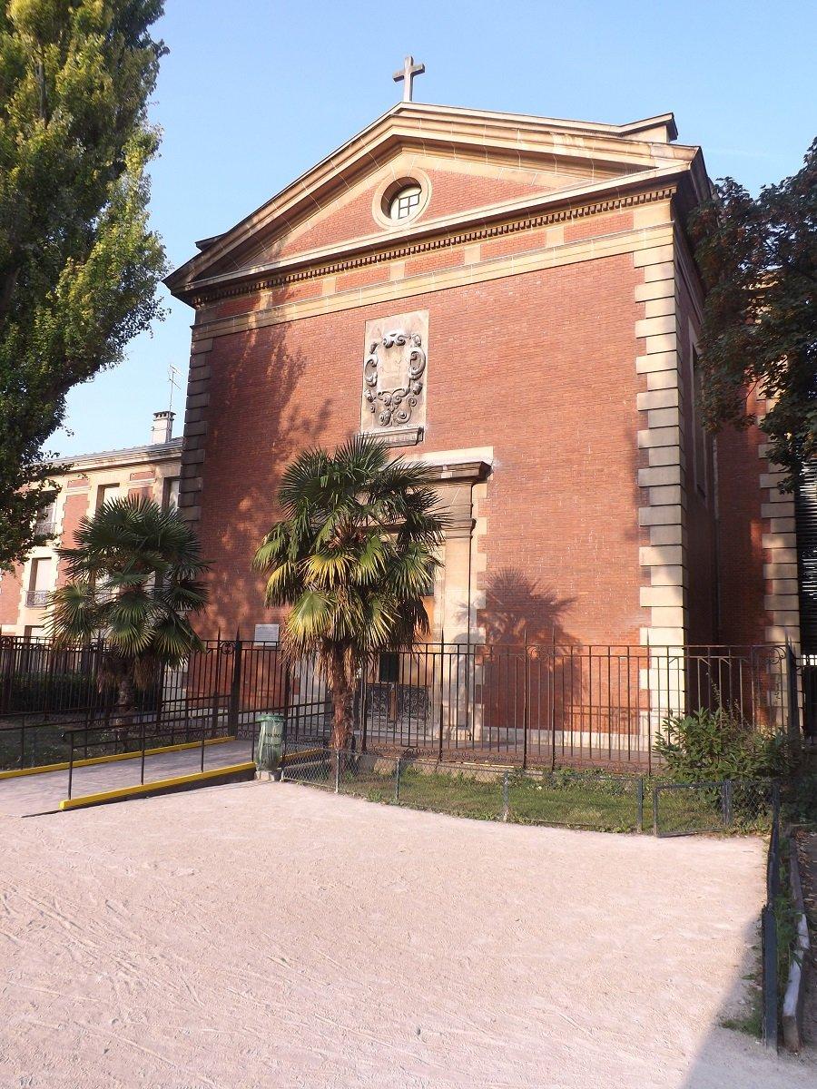 chapelle maison st lazare